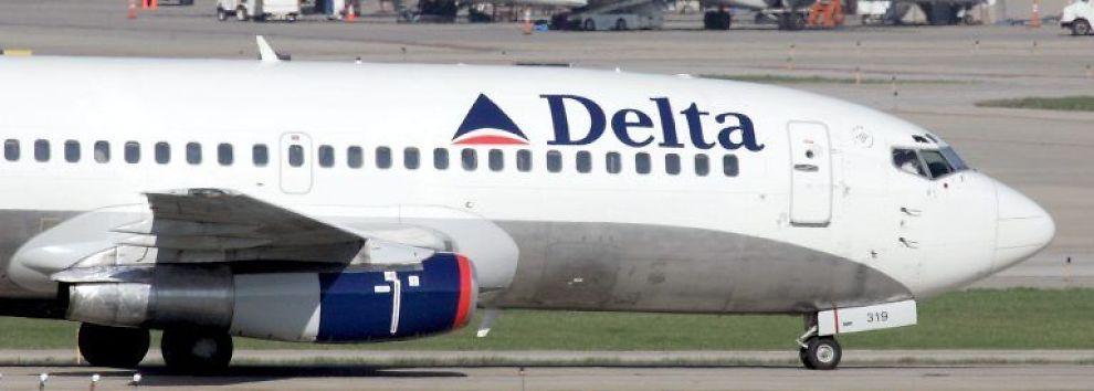 <b>På vingene igjen</b>: Delta Airlines har klart å unngå konkurs, og med det takker de sine ansatte med å dele ut 4,5 milliarder kroner.