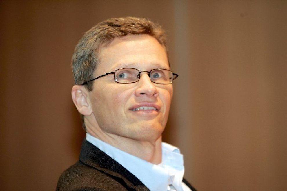 <b>SIKRER FORMUEN:</b> REC-gründer Reidar Langmo har solgt unna aksjer i REC - og sikret seg mange hundre millioner kroner på konto.