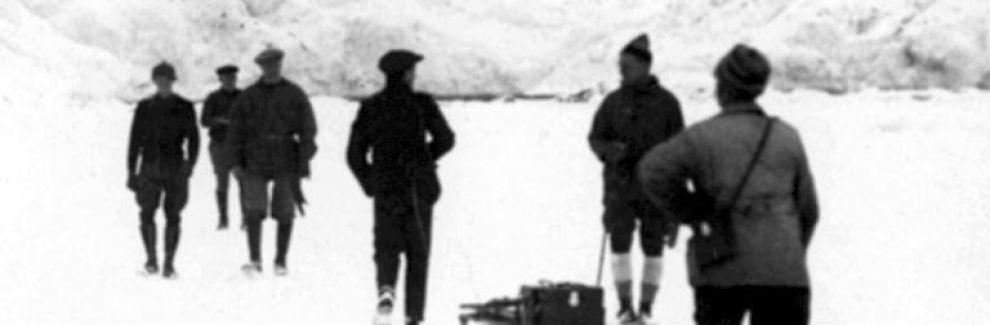 roald amundsens rute til sydpolen