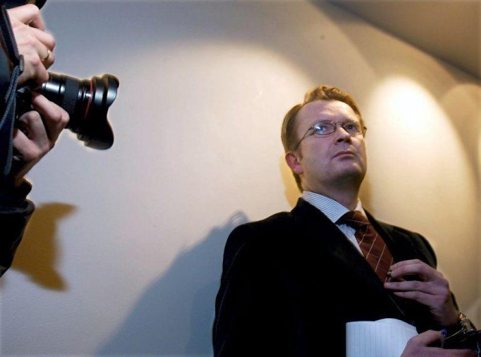 <b>ENDTE I BURET:</b> Rune Brynhildsen ble dømt til fengsel i 10 måneder for misbruk av innsideinformasjon.