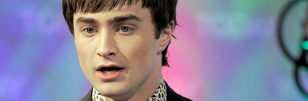 <b>RIK:</b> Daniel Radcliffe, mest kjent som Harry Potter.