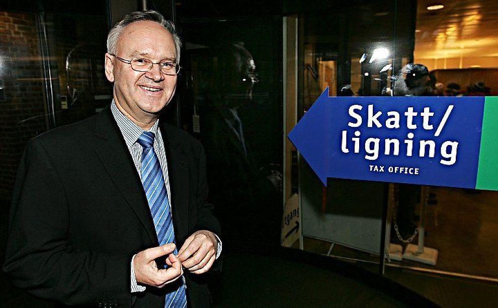 - Forby bruk av kontanter mellom næringsdrivende, foreslår Jan-Egil Kristiansen, leder for Skattekrim øst.