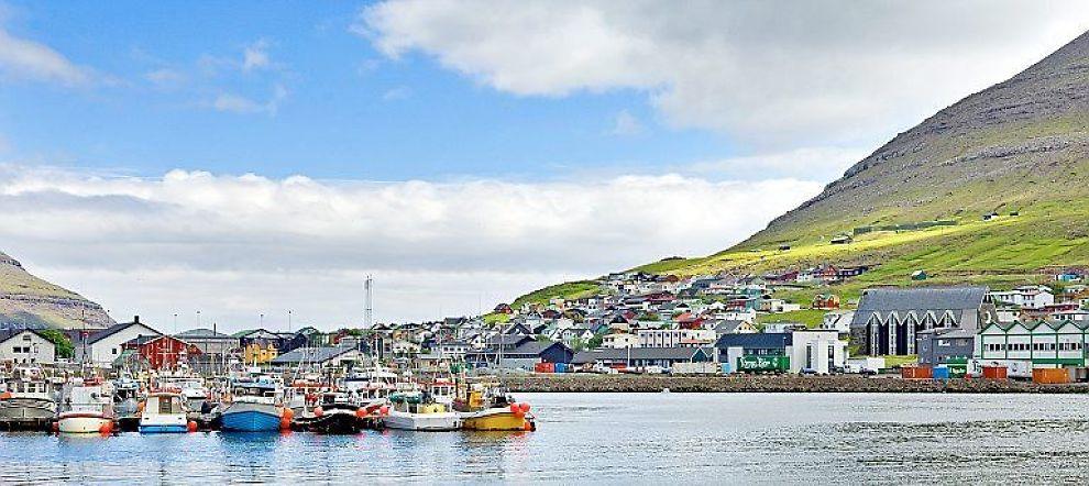 <b>ØKONOMISKE PROBLEMER:</b> Et stort budsjettunderskudd og nedgang i fiskerisektoren setter Færøyenes økonomi under hardt press.