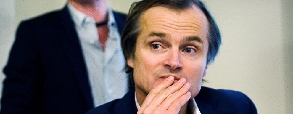 <b>FASTLÅST: </b> Øystein Stray Spetalen ville ikke risiker å bli fastlåst i sine andre investeringer, og trakk seg fra sitt eget fond.