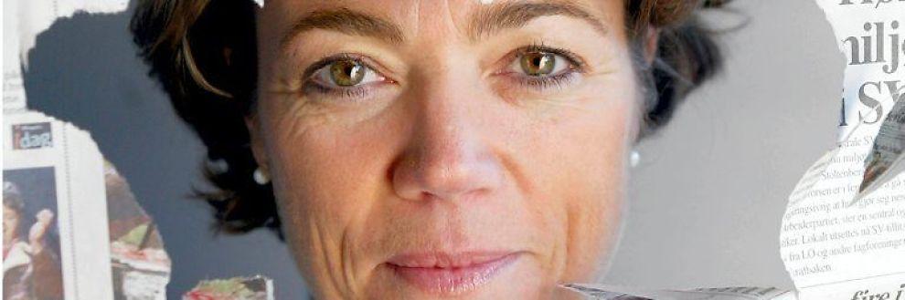 <b> ULØNNET FERIE: </b> Administrerende direktør Kristin Skogen Lund sender sine ansatte på ekstra ferie, men uten lønn.