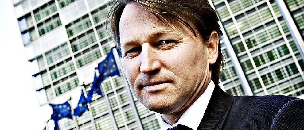 <b>JA-LEDER:</b> Paal Frisvold skal få Norge inn i EU.