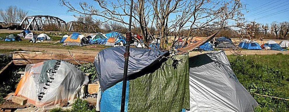 Gjeldssmell kan gi flere hjemløse i USA.