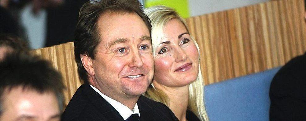 UTTAK: Kjell Inge Røkke og kona Anne Grete Eidsvig får utbetalt over 440 millioner kroner fra investeringsselskapet The Resource Group TRG.