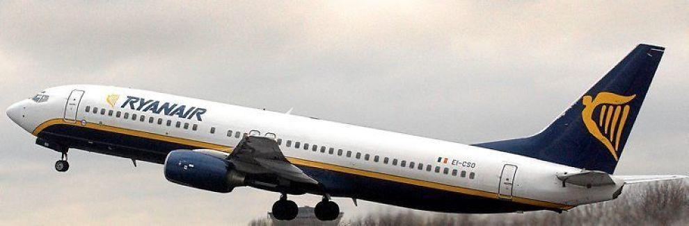 <b>FLYTTER?</b> Letter Ryanair fra Sandefjord og lander på Rygge torsdag?