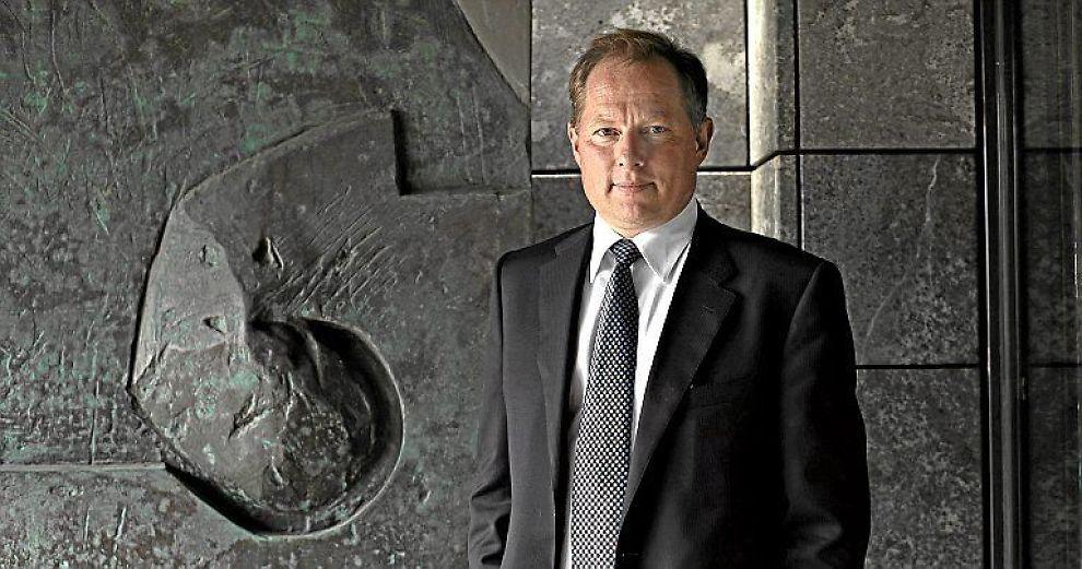 Svein Harald Øygard er hjemme i Oslo igjen etter å ha vært sentralbanksjef på Island i et halvt år.Han mener mange brikker er på plass for at økonomien kan gjenoppbygges etter kollapsen.