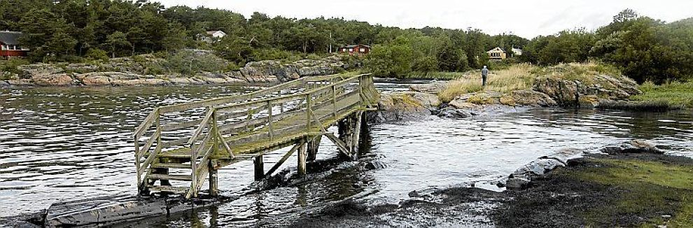 kilometer strandlinje i norge