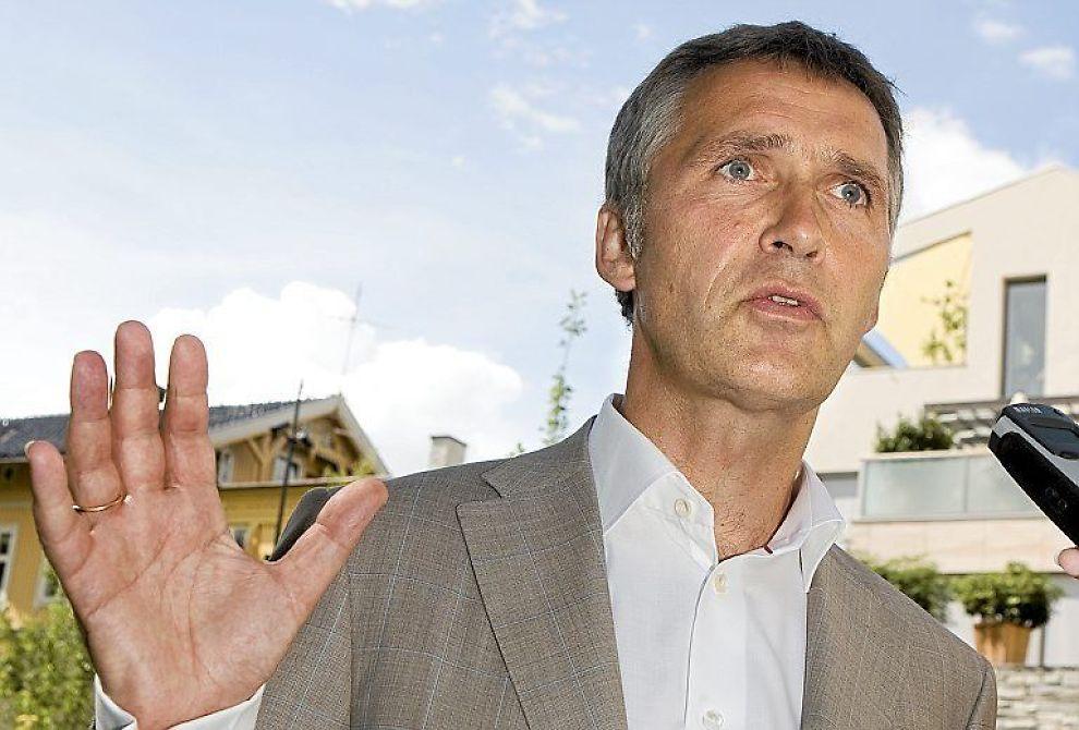 <b>INNFØRTE HANDLINGSREGELEN:</b> Handlingsregelen, som er en regel for bruk av renteinntekter fra Statens pensjonsfond utland ble innført i 2001 av Stoltenberg-regjeringen.