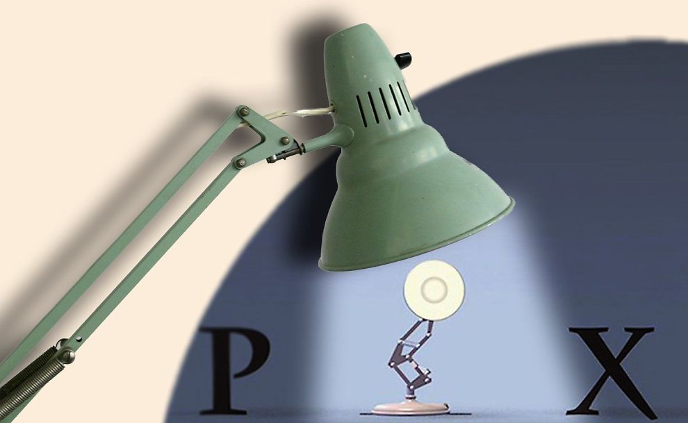 <b>I SØKELYSET: </b> Luxo har visst om bruken av lampen lenge, men da Pixar ville produsere en egen lampe reagerte den norske lampeprodusenten.
