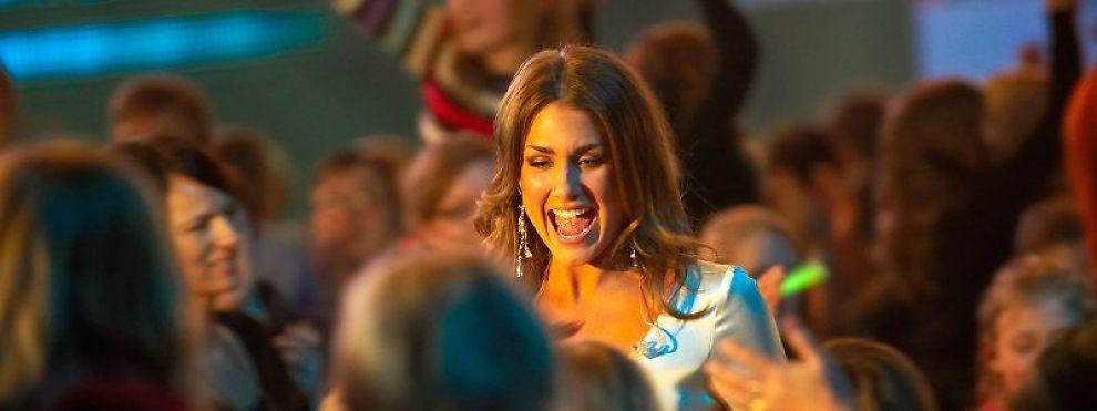 <b>ETTERSØKT:</b> Tone Damli Aaberge er ikke bare pop på scenen. Mange nordmenn taster navnet hennes i søkefeltet på nettet.