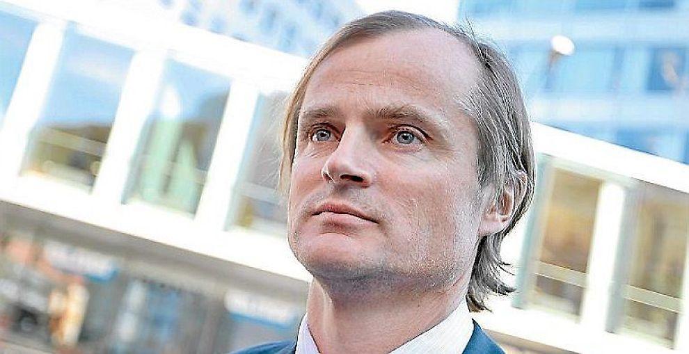 <b>HYLLER FREDRIKSEN</b>: Investor Øystein Stray Spetalen mener John Fredriksen og Tor Olav Trøim bør få julekort hvert år for sitt arbeid med laksebransjen.