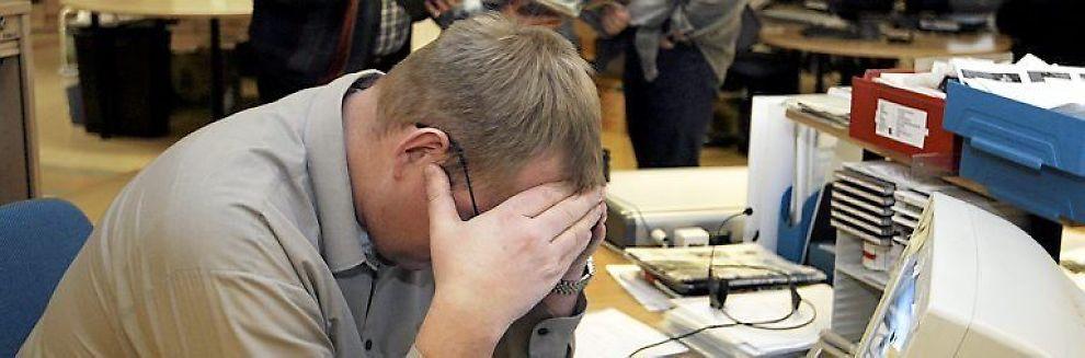 03317c20 MOBBES SYK: Mobbing på arbeidsplassen kan gi alvorlige psykiske problemer.