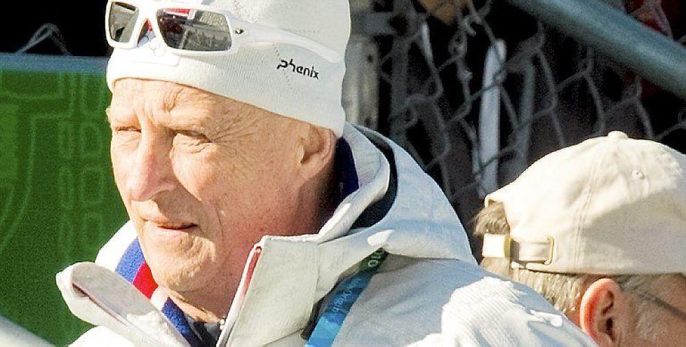 <b>INGEN RIK KONGE:</b> Kong Haralds formue er «bare» 100 millioner kroner.