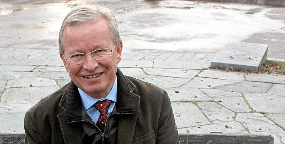 <b>I MÅL:</b> Etter en periode med forhandlinger kan styreleder Bernt Olufsen i E24 glede seg over at VG og Aftenposten har kommet til enighet om eierskapet i E24.