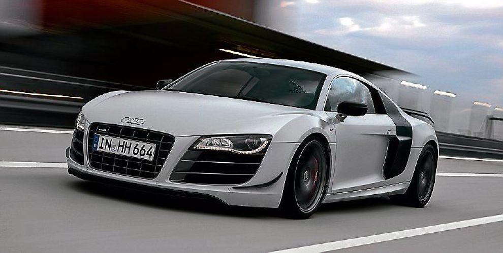 Audi bil