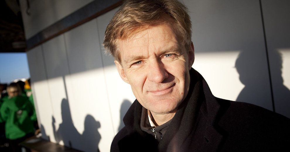 NUPI: Her ved direktør Jan Egeland. Asle Toje var ikke god nok for NUPI. Eller var det meningene hans som var «feil»?