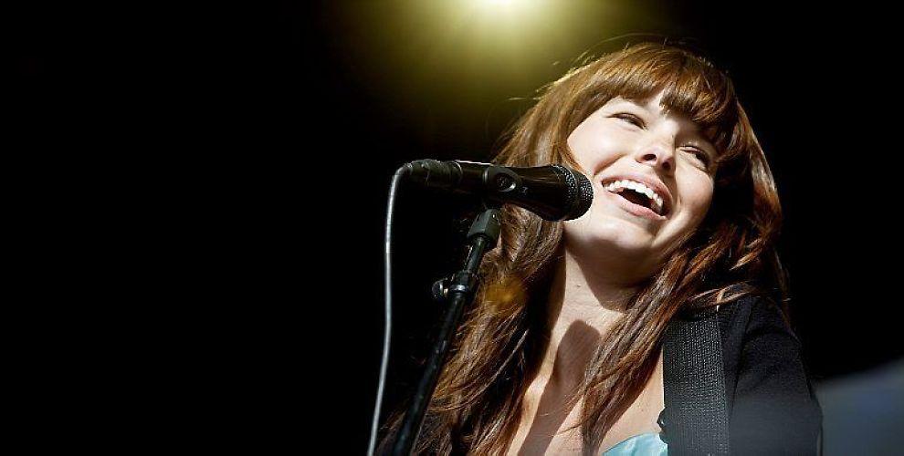 <b>STORE ROYALTIES:</b> Marit Larsens «If a song could get me you» var en av årets mest spilte låter på radio i 2008, og bidro til rekordutbetalinger fra Tono i 2009.