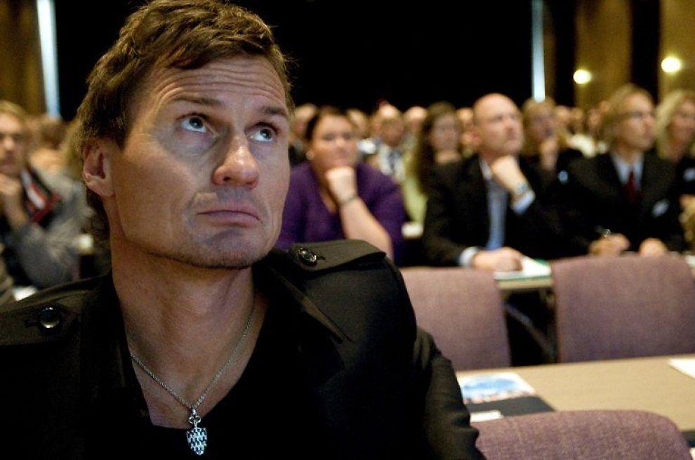 <b>STORDALEN:</b> Petter Stordalens personlige selskap hadde et årsresultat på 382 millioner kroner.