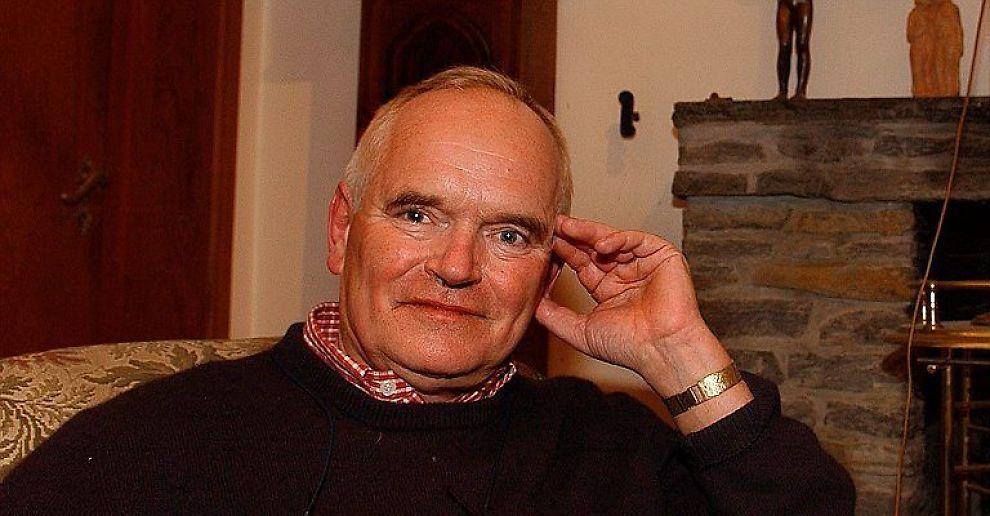BETALER: Toppsjef og milliardær Trond Mohn skatter flere hundre millioner hvert år.