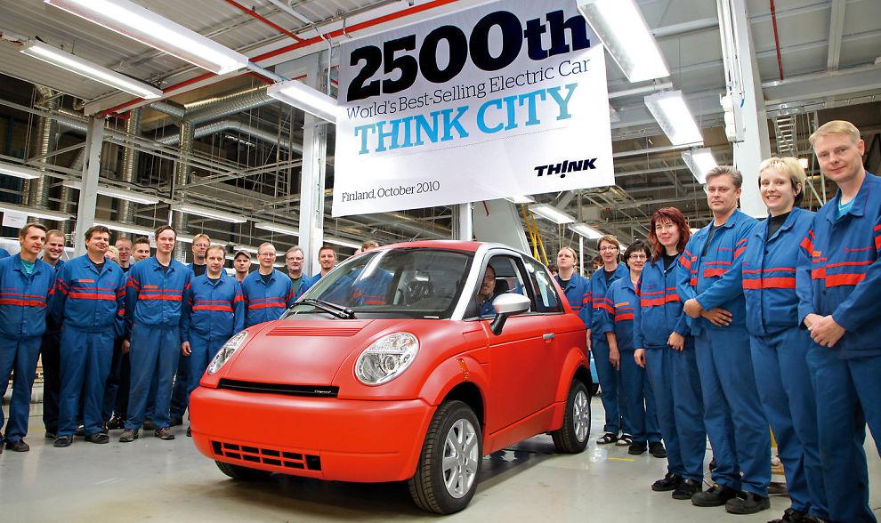 Verdens mest solgte elbil