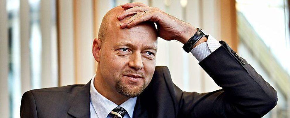 <b>YNGVE SLYNGSTAD:</b> Leder Oljefondet.