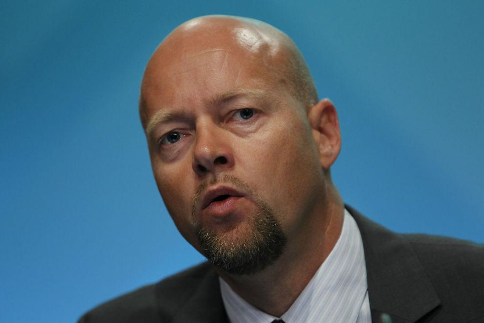 GLEMTE IKKE: Direktør for Statens pensjonsfond - Utland Yngve Slyngstad ville spare penger på faste honorarer.