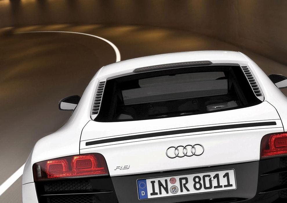 FULL FART: Audi har bra tempo i salget.