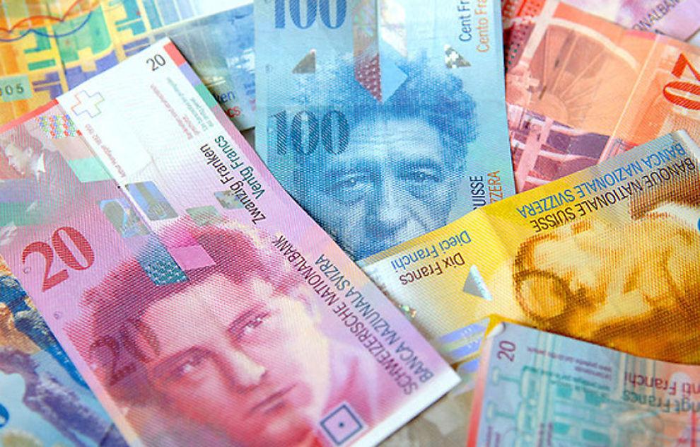 Sveitsisk franc