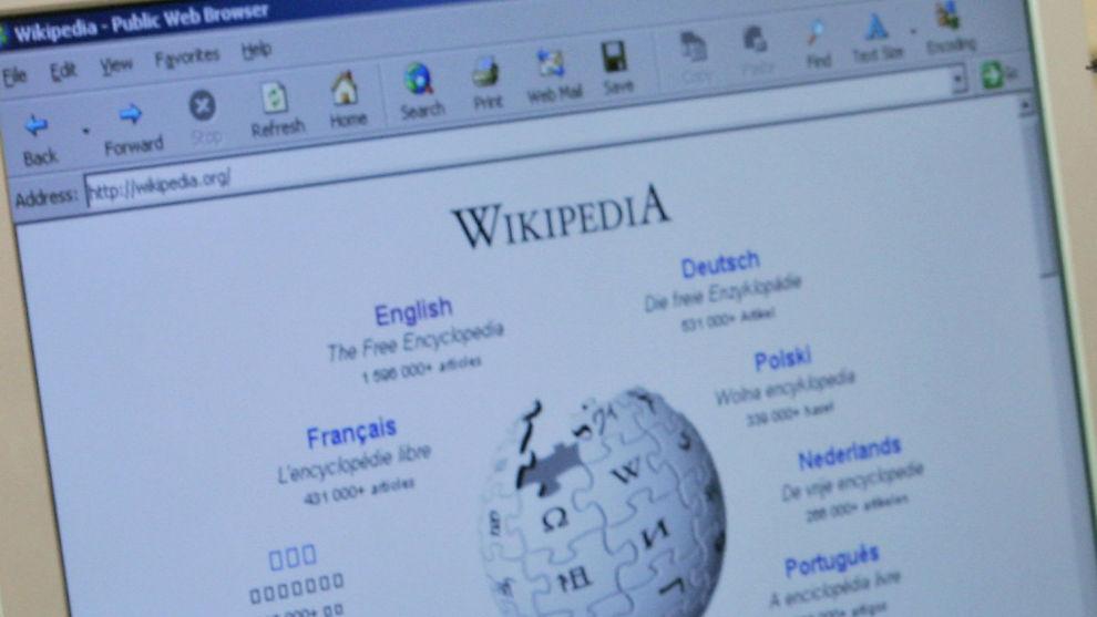 FLEST MENN: Få kvinner lager egne artikler på Wikipedia.