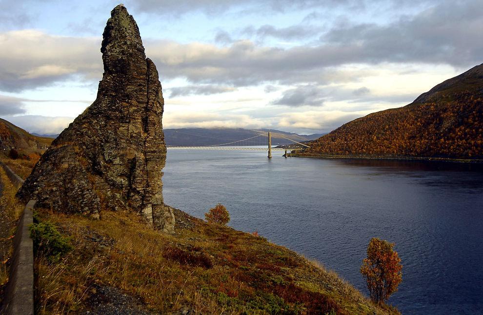 NORGES NYE KLONDYKE? Kan Kvalsund i Finnmark bli arnested for et «Statoil på land»? Gruveselskapet Nussir mener det ligger kobber- og malmressurser i Finnmark og Troms verdt titalls milliarder kroner.