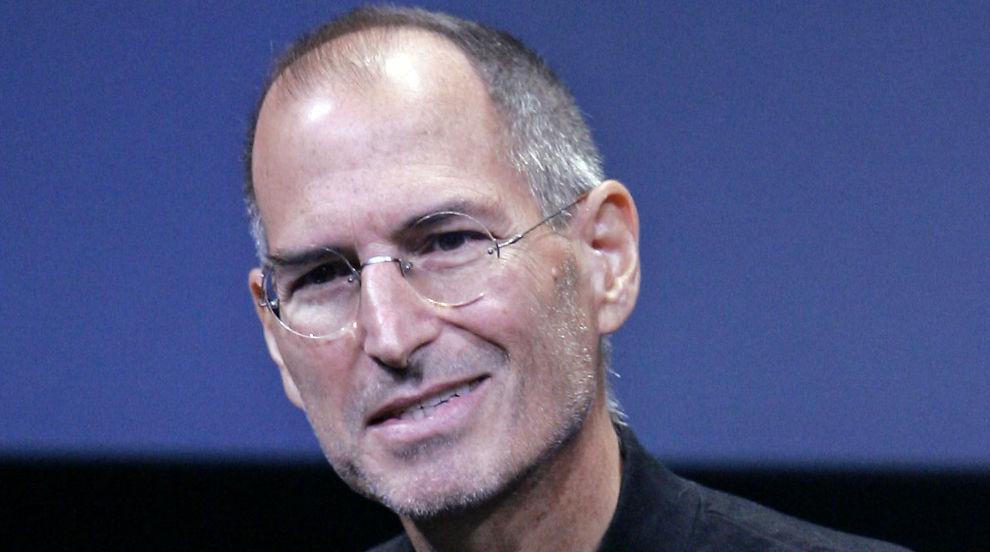 ENKEL STRATEGI: - Vår strategi er enkel, sier Steve Jobs om Apples nye betingelser. Den kan imidlertid føre til komplikasjoner for mediebedrifter.