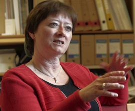 REAGERER: Innvandrings- og integreringspolitisk talsperson Lise Christoffersen (Ap)
