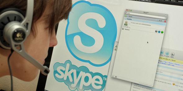 Skype har om lag 125 millioner brukere.