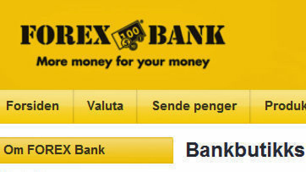 Forex money exchange oslo