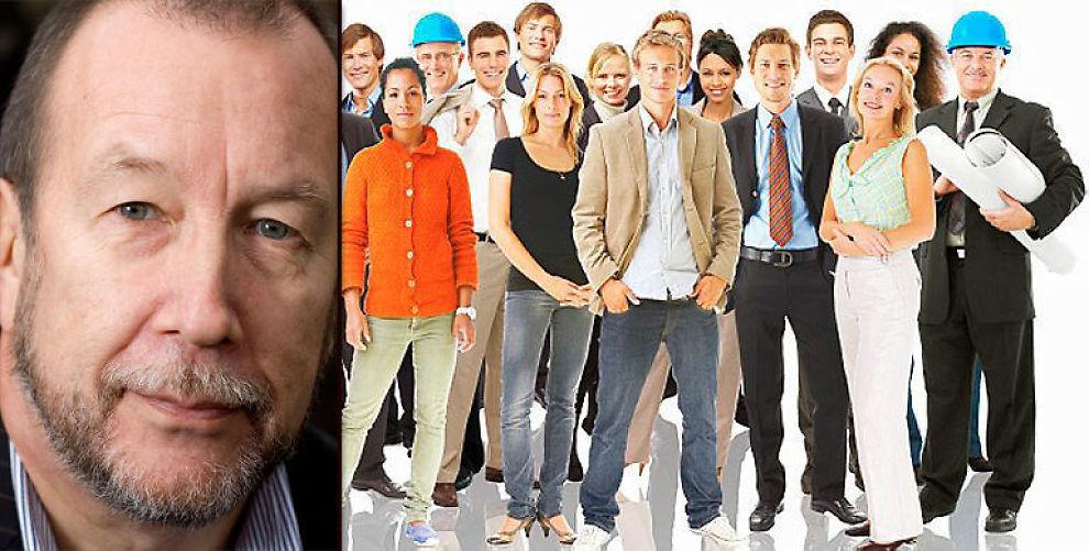 LEDERLØNNINGER: Norsk Lederbarometer har spurt 2512 ledere om hva de tjener. Forbundsleder Jan Olav Brekke i Lederne mener det er naturlig at ledere i store kommuner tjener mer.