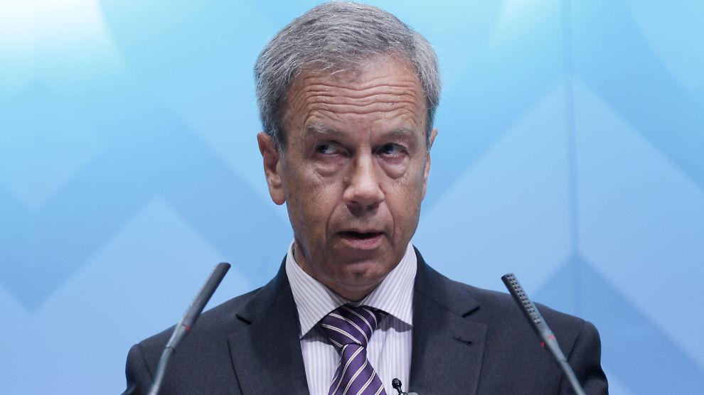 FREMSKYNDER RENTEHEVINGER: Sentralbanksjef Øystein Olsen planlegger tre rentehopp i løpet av 2011.
