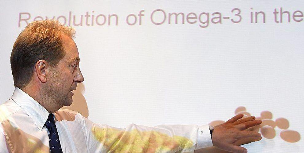 SELGER MER KRILL: Kjell Inge Røkke kontrollerer Aker Biomarine gjennom Aker Seafoods, og er selv styreleder i krillsatsningen.