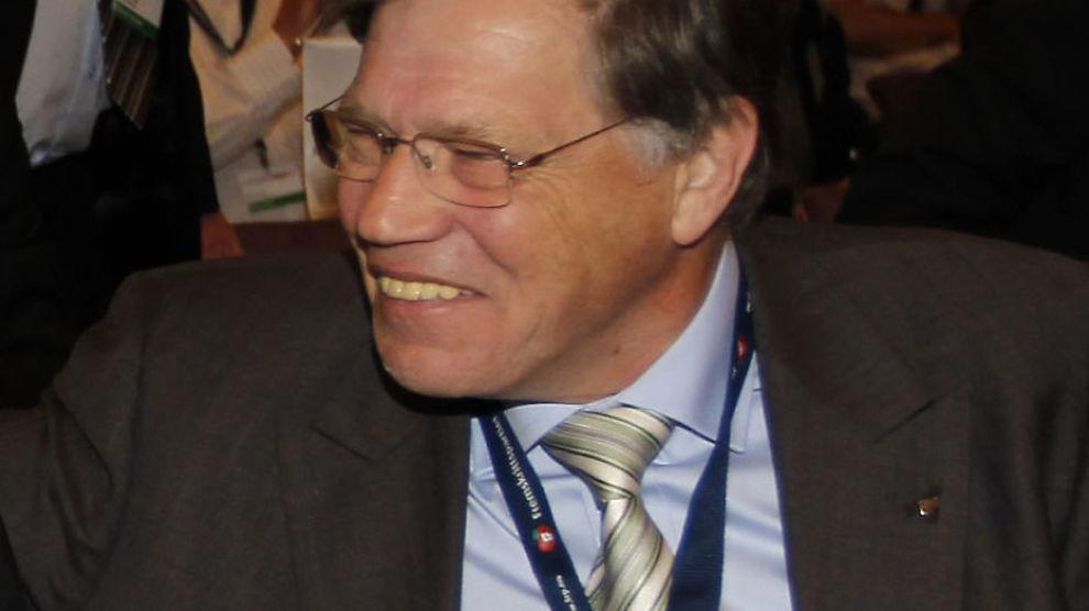 KRITISK: Askøy-ordfører Knut Hanselmann mener hans eget parti bør tenke nytt i innvandnringsspørsmål.