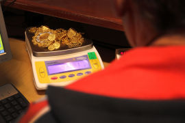 GULLÅN: For dette gullet fikk pantsetteren over 60.000,- men han ville bare ha 55.000 i lån.