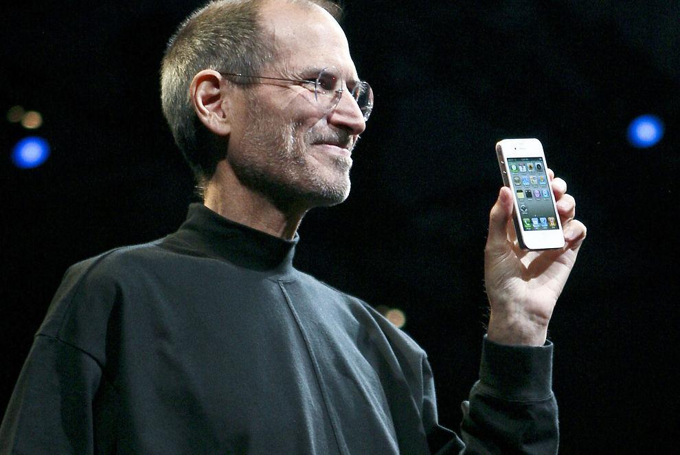 KLARER IKKE MER: Steve Jobs sier han ikke lenger klarer jobben som toppsjef. Men han fortsetter som styreleder for selskapet.
