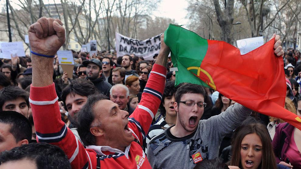 GRUNN TIL JUBEL: IMF har frigjort en større låneoverføring til kriserammede Portugal.