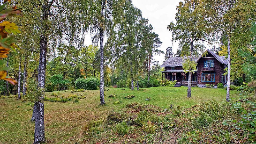 1: Konglungen i Asker - 45 millioner kroner.
