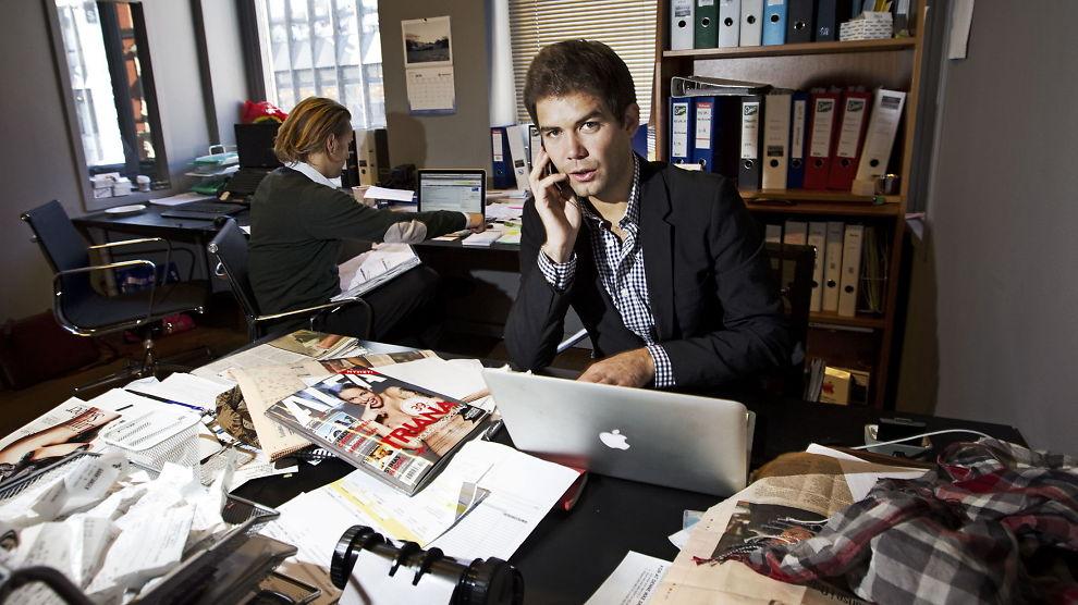 KONKURS: Magnus S. Rønningens Magnum Media, selskapet bak herrebladet Alfa, ble torsdag slått konkurs.