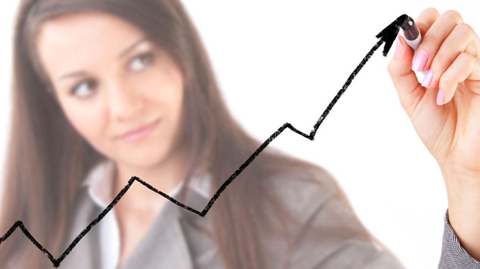 FORNØYDE: 86 prosent av norske vinner mener jobben er meningsfylt.