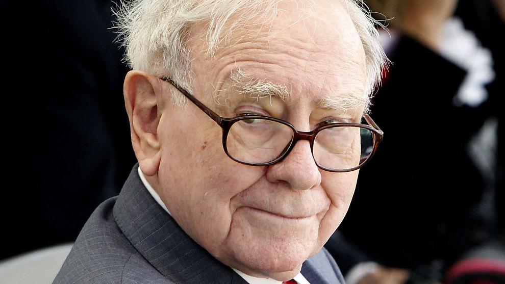 <p>SÅR EURO-TVIL: Warren Buffet anslås til å være god for 279 milliarder kroner (2010), og har tilnavnet «orakelet fra Omaha».</p>