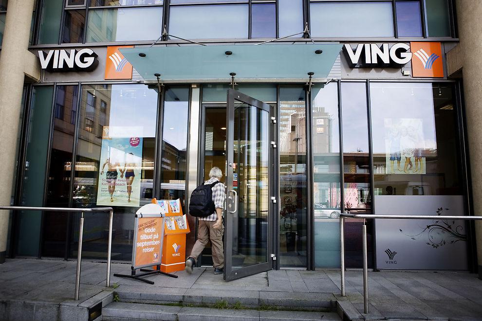 KOLLAPSER: Eieren av norske Ving kollapser på børsen i London.